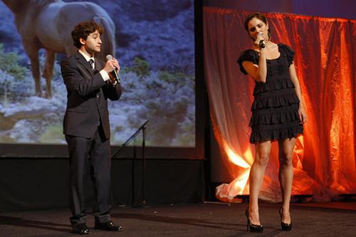 Josh Page & Katherine McFee
