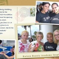 A.V.A Live Features Kaizen Beauty Academy