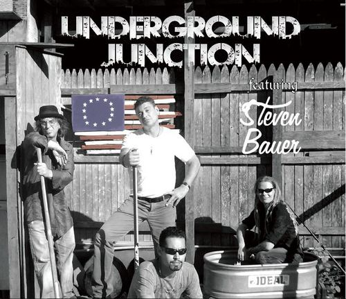 A.V.A Live Radio Features Steven Bauer & Glenn Goss – Underground Junction