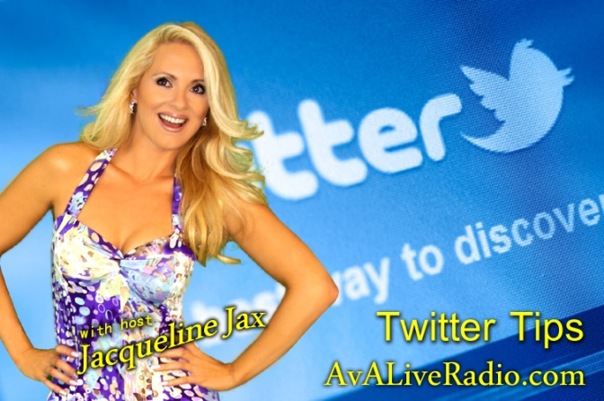 {Podcast}Top 5 Twitter Tips to Grow Your Following in 2014 with Jacqueline Jax