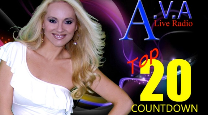 A.V.A Live Radio's Top 5 Count Down: May 20