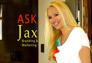 Jacqueline Jax branding marketing