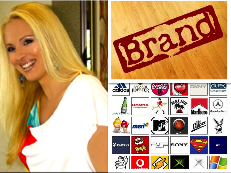 Color branding logos