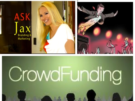 Crowdfunding ava live radio marketing tips