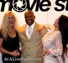 Jacqueline Jax Excelina ava live radio movie premier exposure jax