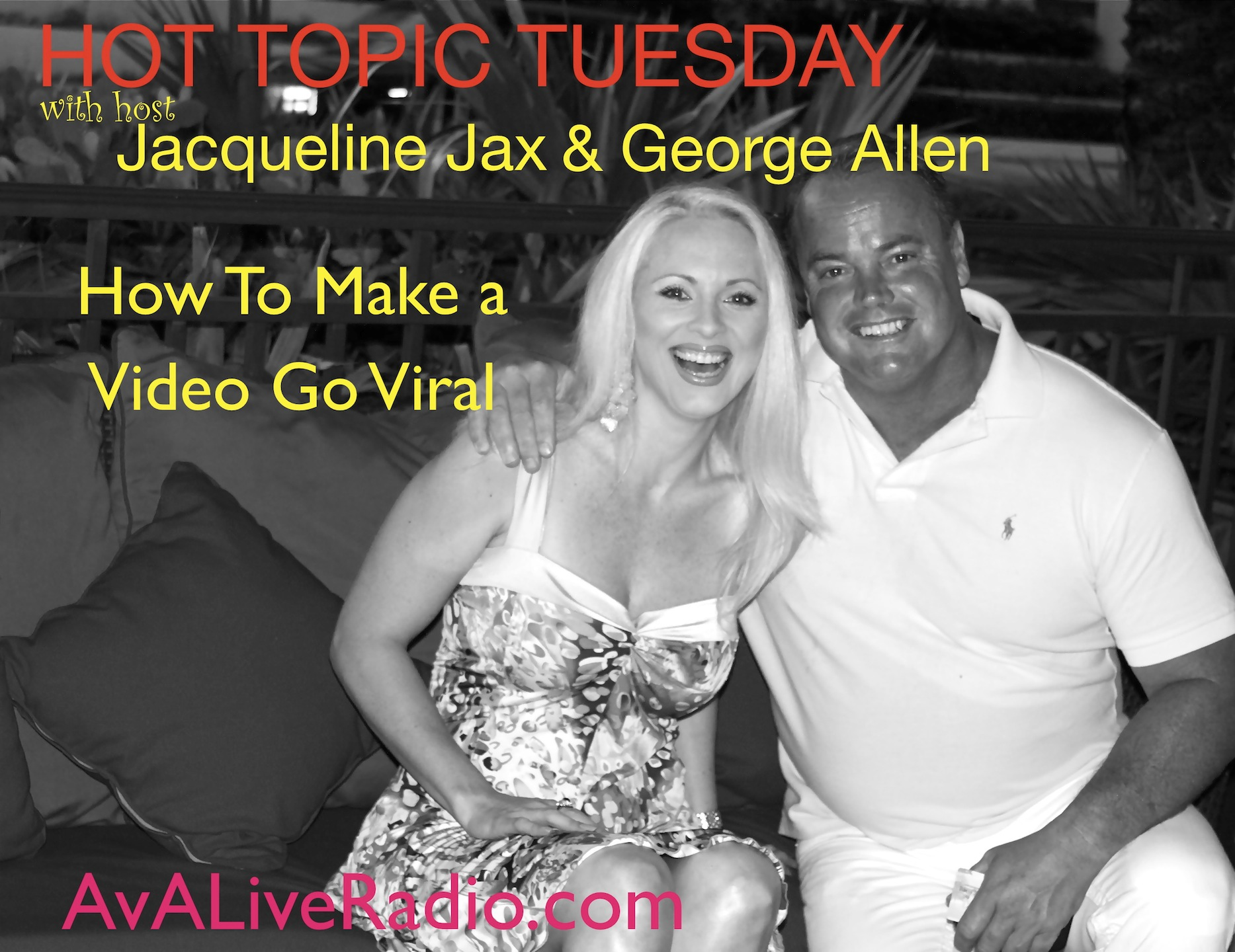 Hot Topic Tuesday How to go viral