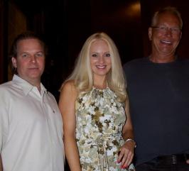 Byron, Jacqueline, Ron