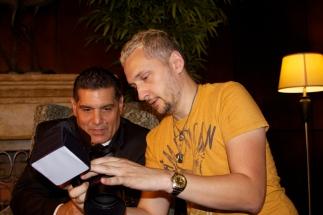 Photographer Joseph and Sonny G