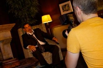 Sonny G with Photographer Joseph