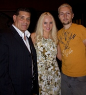Sonny G, Jacqueline Jax and Photographer Joseph