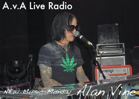 ava live radio alan vine rock