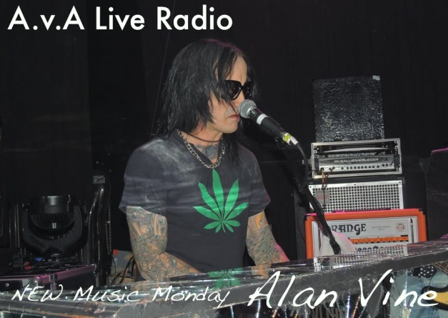 ava live radio alan vine rock