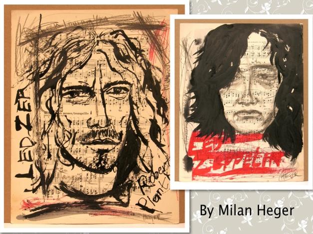 milan heger music art