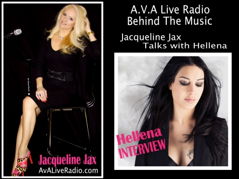 AVA Live Radio Interview Hellena