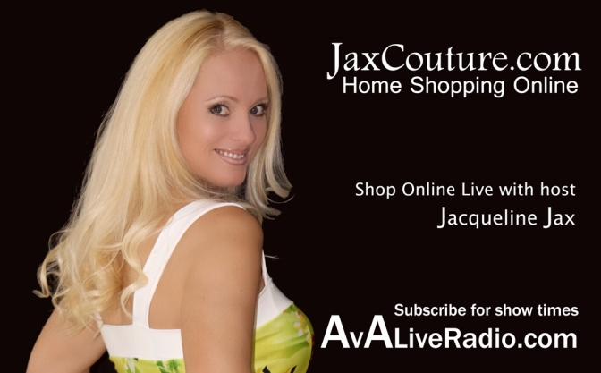 Jax Couture Home Shopping Segment with Jacqueline Jax