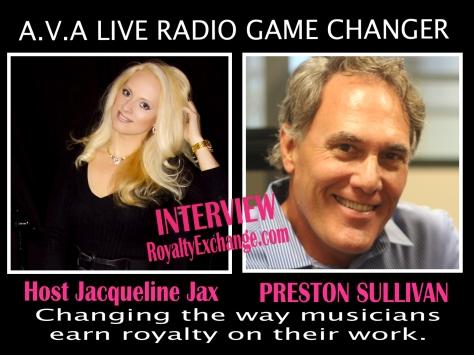 AVA_Live_radio_Preston_Sullivan_Game_Changer_Royalty_Exchange