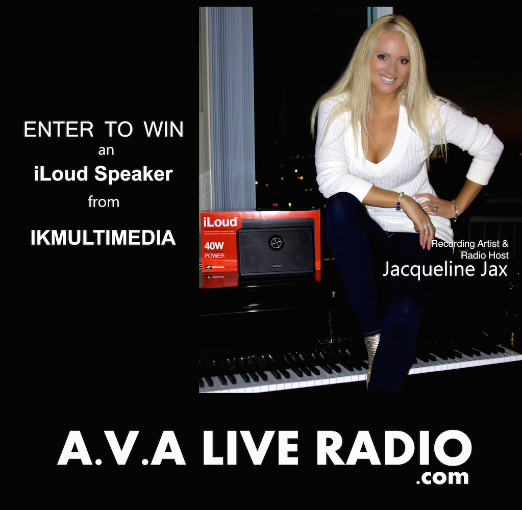 iloud-ikmultimedia-avaliveradio-giveaway