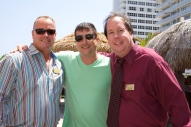 George Allen (Director of Operations), Frank Talerico (Owner), Mike (GM