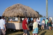 Mobile #TikiBamboo bar at tailgate party