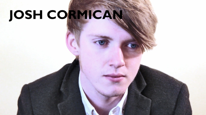 irish singer songwriter josh cormican