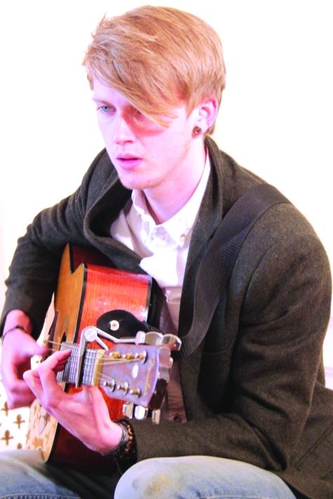 singer songwriter josh cormican